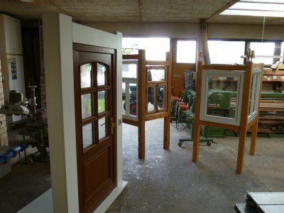 Fenster und Türen vom Schreiner